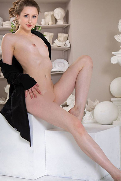 Asta - Escort Lady from Berlin stimulates the Partner for Anal Intercourse