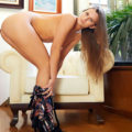 Paulina dream girl erotic about Berlin's escort for meeting in the apartment with a husband change after 30 minutes