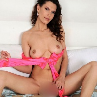 Annarose - Escort Hostess in Berlin turns on with nasty Lesbian Games in Bed
