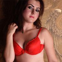 Bianka - Horny Teen potentiates Orgasm with Dildo games at Sex meetings in Berlin