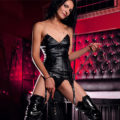 Carmen Bizarr - Dominatrix Lady from the Capital offers Erotic Wrestling Matches when Looking for a Partner