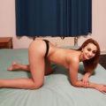 Gabie - Teenie sucht Mann & Frau für Sandwich Sex