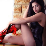 Isabella - Lesbian From Greece seduces with Outdoor Sex on a Night Adventure