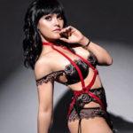 Juliane - Luxus Frauen Dortmund 22 Jahre Erotikführer Gesichtsbesamung