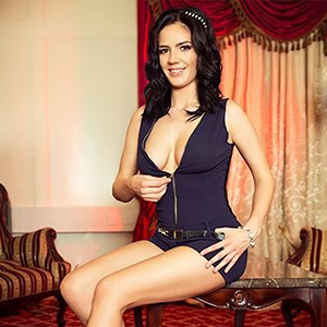 Kinga - Hookers Berlin 21 Years Agency Facial Insemination
