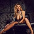 Nadine - Blonde Frankfurt 85 D Dream Woman Anal