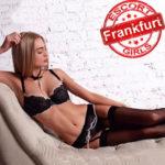 Sofia 2 - VIP Escort Dame in Frankfurt super dünn Sex Service mit Paaren