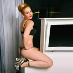 Sonya - Sporty Noble Whore In Sexy Stockings To Order The Apartment