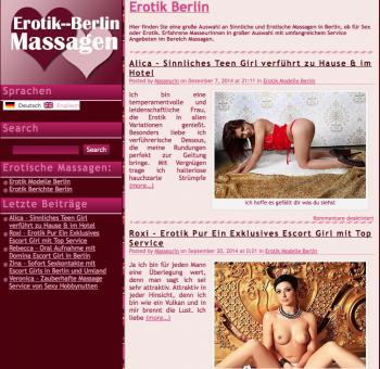 Erotik in Berlin