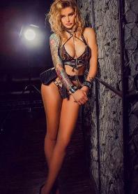 Nadine - Blondine Frankfurt 85 D Traumfrau Anal